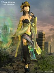 Dewi Shinta by ToxicBoy-3D