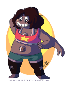 Smokey Quartz by issabissabel