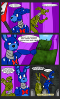 Spring-trapped #118 - In Another Castle by RuneVix