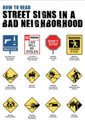 The Street Signs by bionikdesign