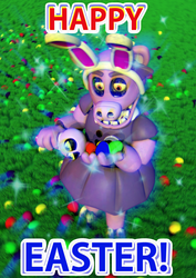 HAPPY (early) EASTER!!! by ANGUs-GAMEs