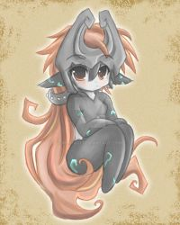 chibi midna by Midna01