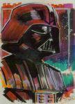 Marker : Darth Vader by KidNotorious