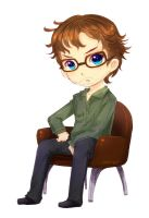 Chibi Will Graham by ibahibut