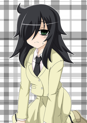 Just like in mangas!: Male!Reader x Tomoko PT1 by RinnyRobin on
