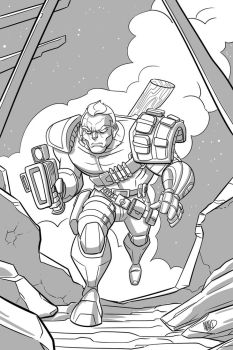 Cable by Shin-Herobot