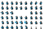 Rpg Maker Mv Test 8bit sprite by Jameswhite89