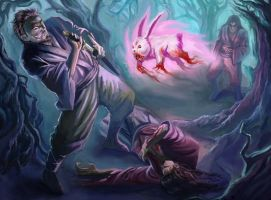 L5R - Incite the Phantoms by DrStein