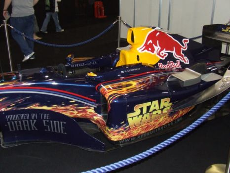 Red Bull Racing by Neogeta