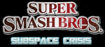 Super Smash Bros.: Subspace Crisis Logo by MarioFanProductions