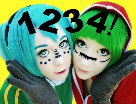 MATRYOSHKA: 1, 2, 3, 4! by tipsy-g