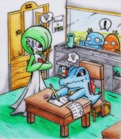 Remidial punishment for Totodile?! by GTS257-CT