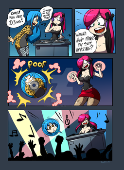 Pancake at the Disco! by DominiqueMelted