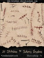 GIMP Stitches and Sutures by Project-GimpBC