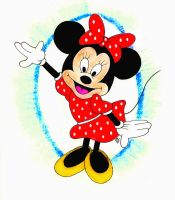 Minnie by CassRouge