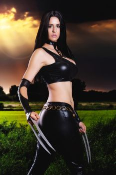 X-23! by JubyHeadshot