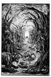 Forest Of Suicides by ElDiabloChingon