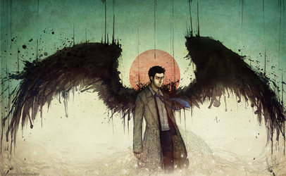 Castiel by kaiser-mony