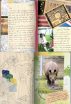 World Travel Book - Entry One by ArtSquirrel
