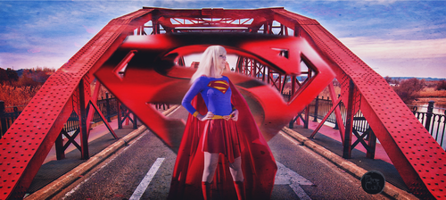 Supergirl. by Kamonohashilef