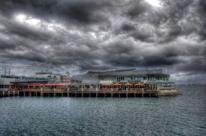 Waterfront HDR by daniellepowell82