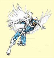 Dove New 52 Redesign by Needham-Comics