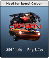 Need for Speed Carbon - Icon by Crussong