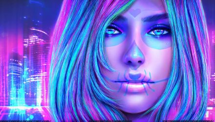 Synthwave by MagicnaAnavi