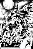Batman by Inker-guy