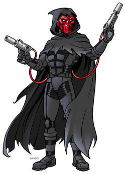 Red Death from FMW by D-MAC
