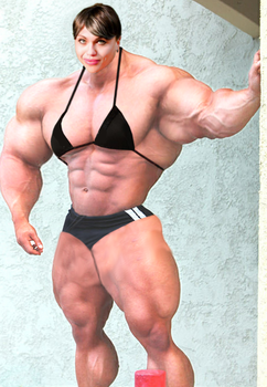 Huge Natalya Trukhina1 by ericf989
