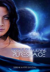 Book cover - Purespace by Cecile du Quenne by CathleenTarawhiti