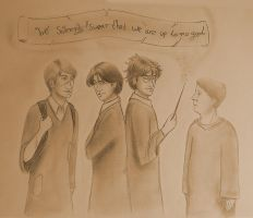Simply Marauders by qwertuiopasdfghjkl