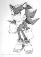 Shadow [Pencil] by silvershadowultimate