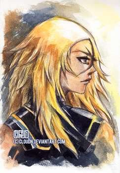 Claymore - Miria by CloudN