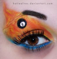 Green Day - Insomniac Makeup (Version2) by KatieAlves