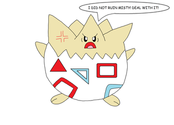 To all the Togepi Haters... by SuperAwesomeHamtaro
