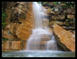 The Waterfall by limpid