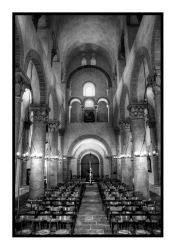st nectaire church by gem-67