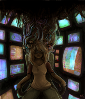 The Control Room by BaileyNickerson