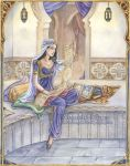 Commission - Sheherazade by MeredithDillman