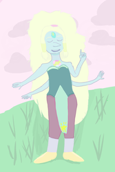 Opal (redraw) by Squiddy-Cookie
