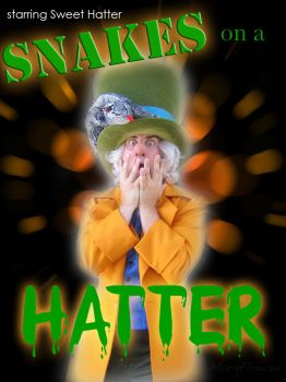 Snakes on a Hatter by margflower
