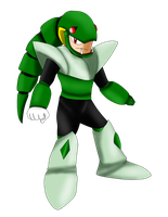 Snakeman gift transparent by teamspike1