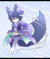 Wolf Adopt: Auction CLOSED by Toffee-Tama