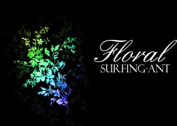 Floral Brushes by surfing-ant
