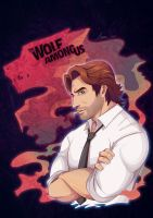 The Wolf Among Us (Version 1) by iszac87