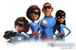 TEAM OBAMA ! by Nikkolas-Smith