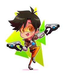 .:Tracer:. by FJ-C