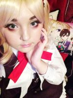 Diabolik Lovers Komori Yui Cosplay by lost-lillith